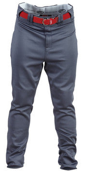 Rawlings Baseball Pants Unhemmed Adult PPU140