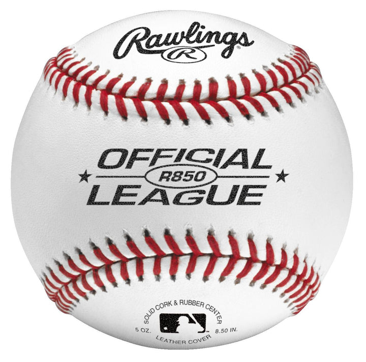Rawlings Baseballs Training 8.5