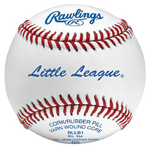 Rawlings Baseballs Little League Season Play RLLB1
