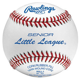 Rawlings Baseballs Senior League Season Play RSLL1