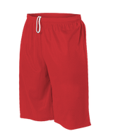 Alleson Tech Short Extreme Mesh with Liner Youth 567PLY