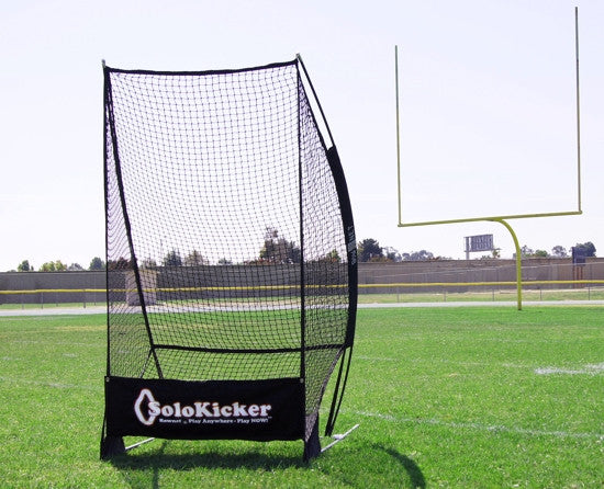 Bownet Football Solo Kicker Portable Net BOWSOLO