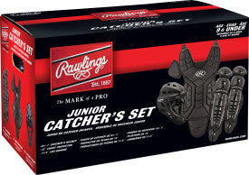 Rawlings Baseball Catcher's Kit Age 7-9 PLCSJR