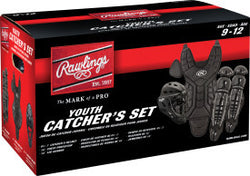 Rawlings Baseball Catcher's Kit Age 9-12 PLCSY