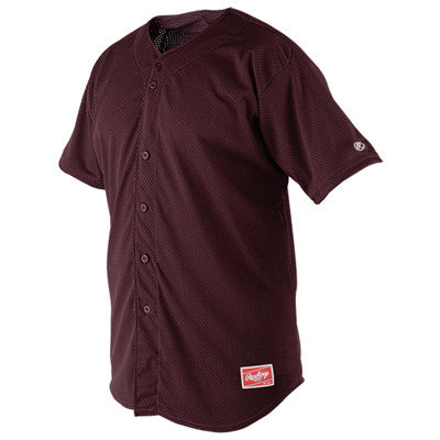 Rawlings Baseball Jersey Adult RBJ167