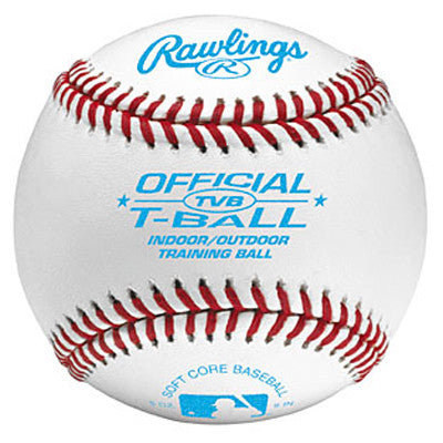 Rawlings Baseballs T-ball TVB