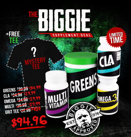 The Biggie Supplement Deal