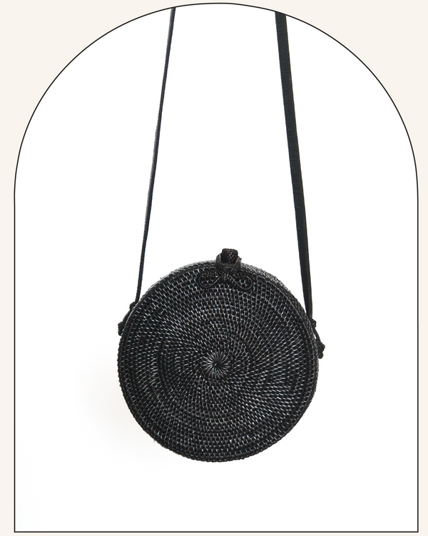 Luna Bag in Black