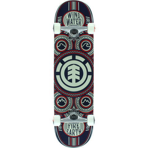 ELEMENT WWFE COMPLETE SKATEBOARD 8