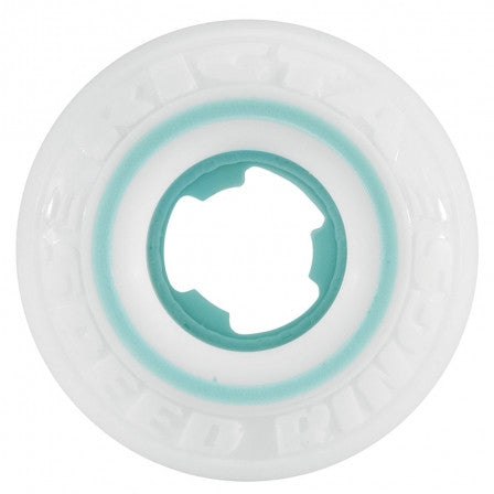 RICTA NYJAH HUSTON SPEEDRINGS WHITE TEAL 81B