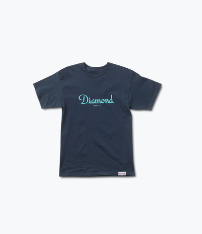 DIAMOND SUPPLY CO. CHAMPAGNE SIGN TEE