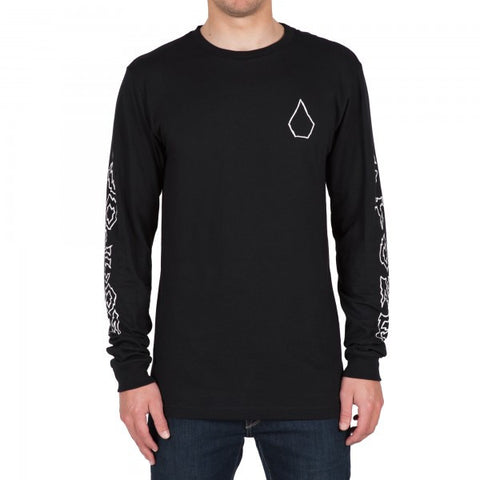 VOLCOM BORDERLINE LONG SLEEVE TEE