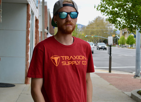 TRAXION THE FUTURE T-SHIRT