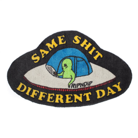 RIPNDIP SAME SHIT DIFFERENT DAY RUG