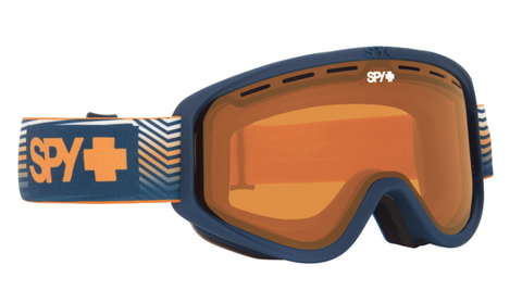 SPY WOOT STACKED BLUE PERSIMMON SNOW GOGGLE