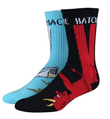 TOY MACHINE BURY THE HATCHET SOCKS