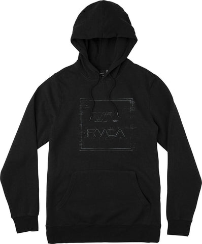 RVCA ALL THE WAY IMPRESSION HOODIE