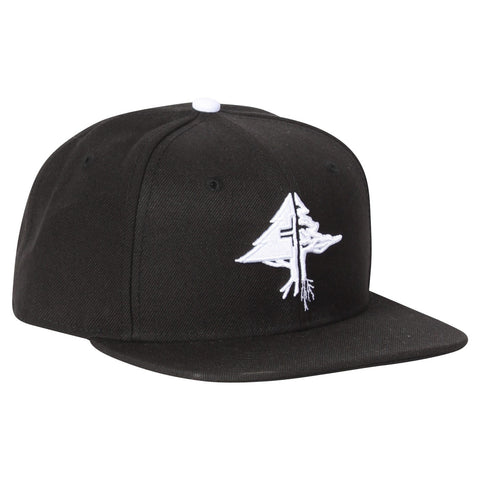 LRG RC SNAP BACK-BLACK