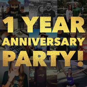 Glory Days Apparel Turns 1 Year Young!