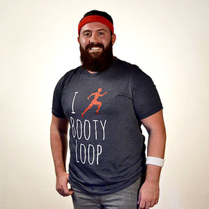 Run Booty Loop T-Shirt