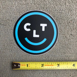 CLT Sticker