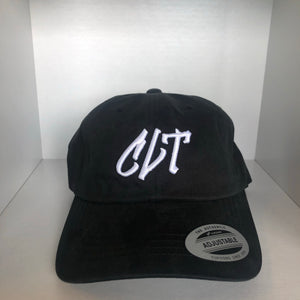 Glory Days Apparel - CLT Sharpie (black) dad hat
