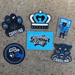 Glory Days Apparel - Tailgate sticker pack