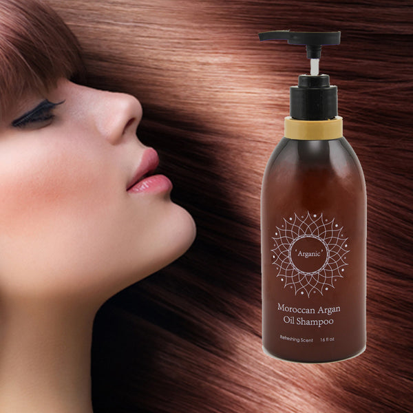 Why use Argan Oil Shampoo?