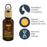 Vitamin C Serum with Hyaluronic Acid Anti Wrinkle and Anti Aging