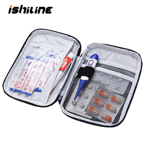 Portable Organizer Mini Travel Bag First Aid Emergency Medical Kit Survival Bag Wrap Gear Hunt Small Medicine Kit Organizer - Buy The Park | Beautiful Luxury Apparel & Accessories