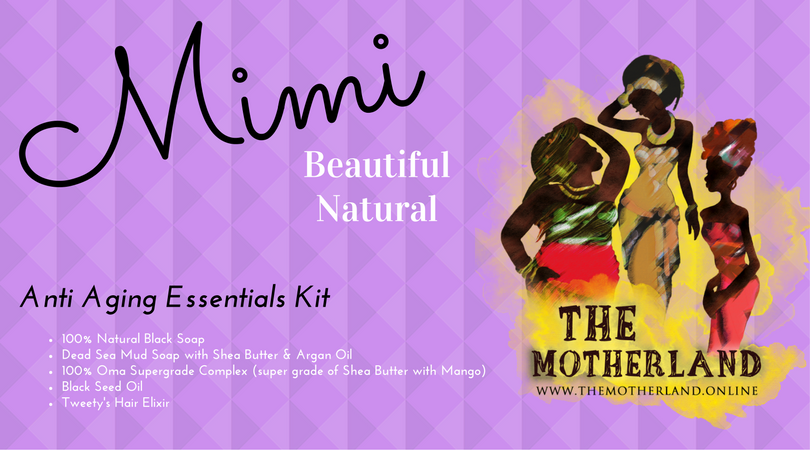 TheMotherland.online Exclusive Skin & Hair Care Products