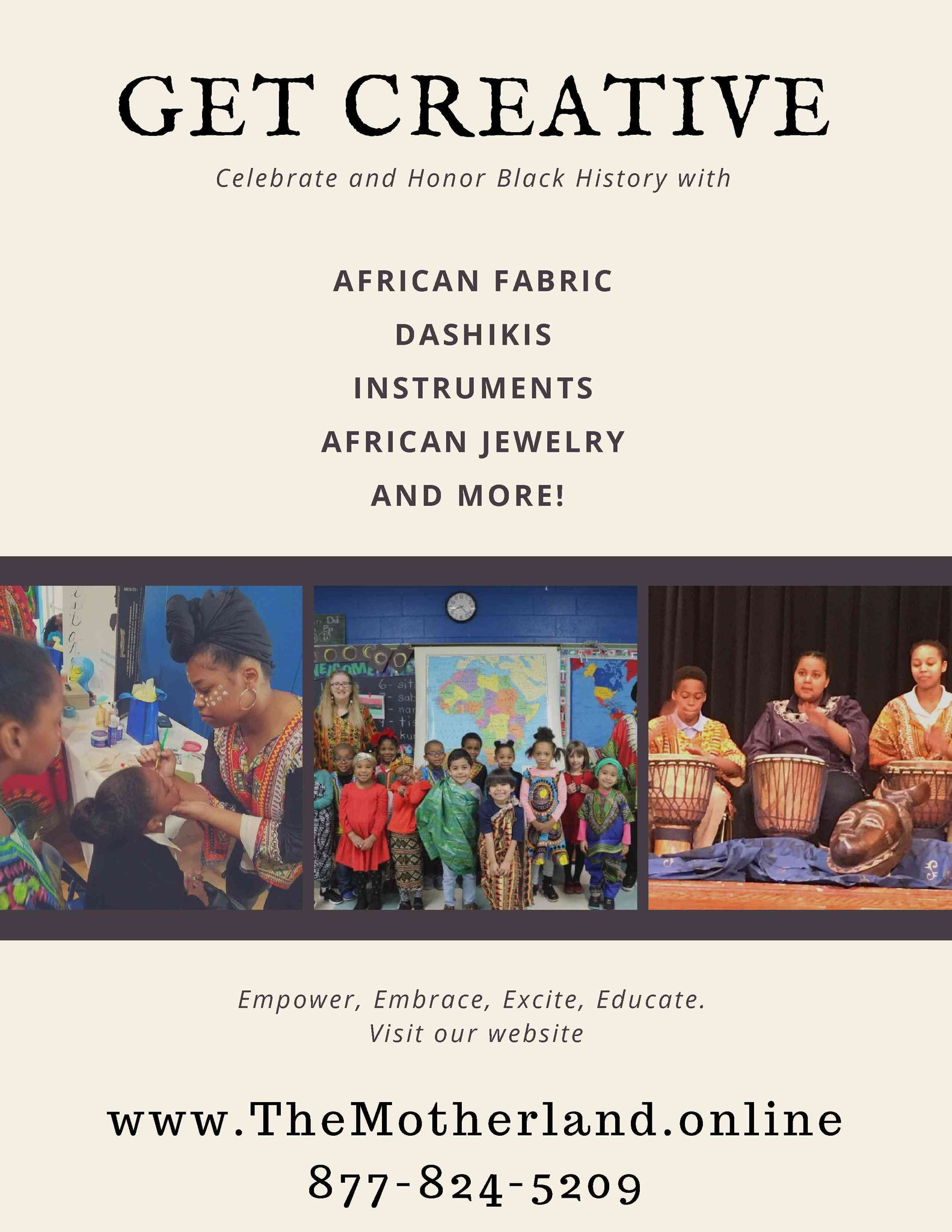 2019 Black History Month Catalog