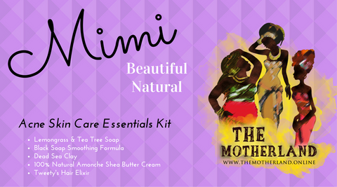 Mimi Beautiful Natural Beauty Kits