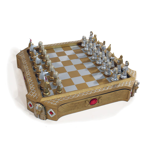 Deluxe Egyptian Chess Set