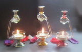 Egyptian Glass Oil Burner