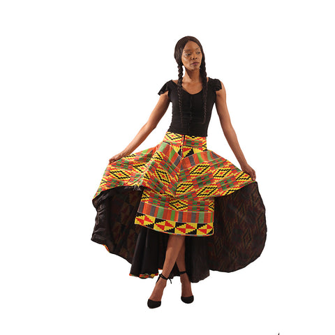 TheMotherland.online Farai Skirt