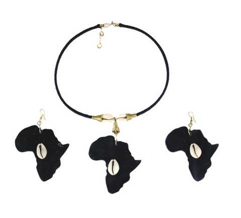 Hidi Choker & Earring Set