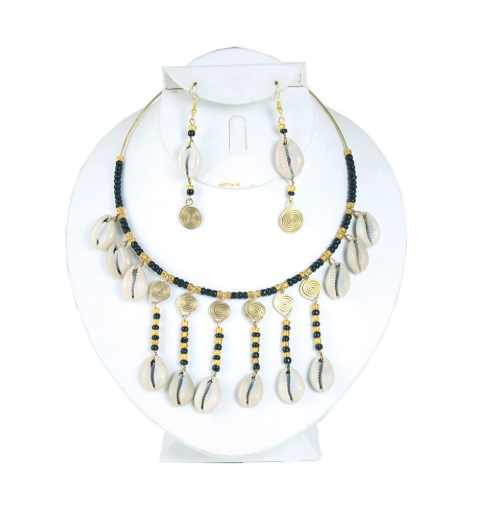 Jelani Choker & Earring Set