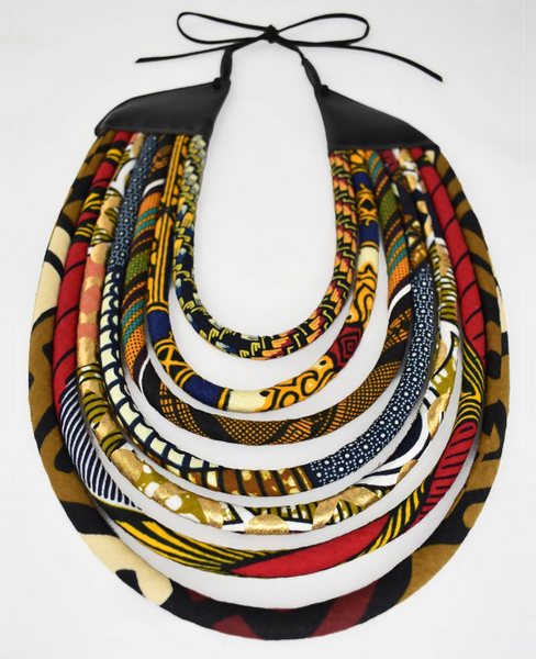 Kalisha II Bib Necklace
