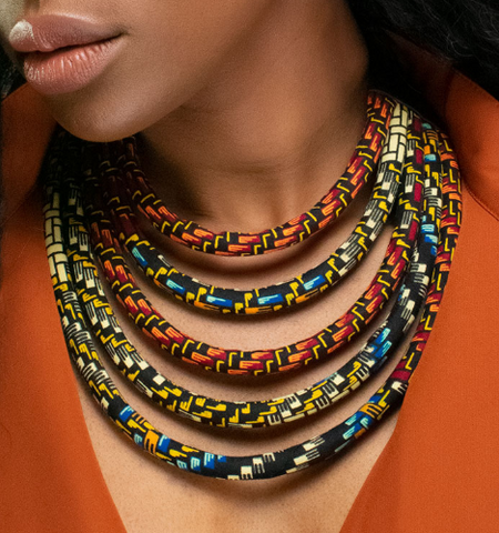 Kalisha Bib Necklace