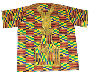 Kamali Mens Luxury Dashiki