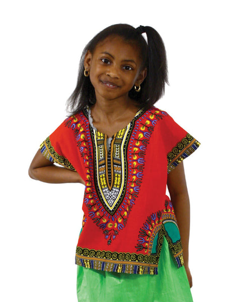 Children's Traditional Dashiki