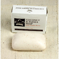 Coconut & Papaya Soap