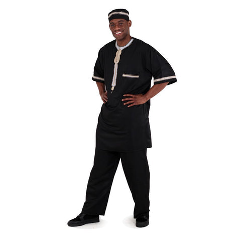 Men's Afolabi Pant Set