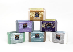 Set of 6 Dead Sea Mineral Soaps