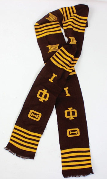 African Hand Embroidered Fraternity and Sorority Sashes