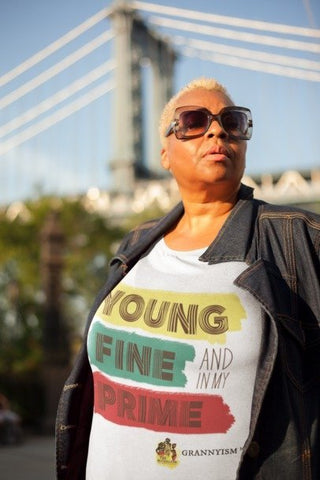Grannyism #1 Young Fine and In My Prime