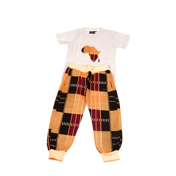 Children's Kente Set