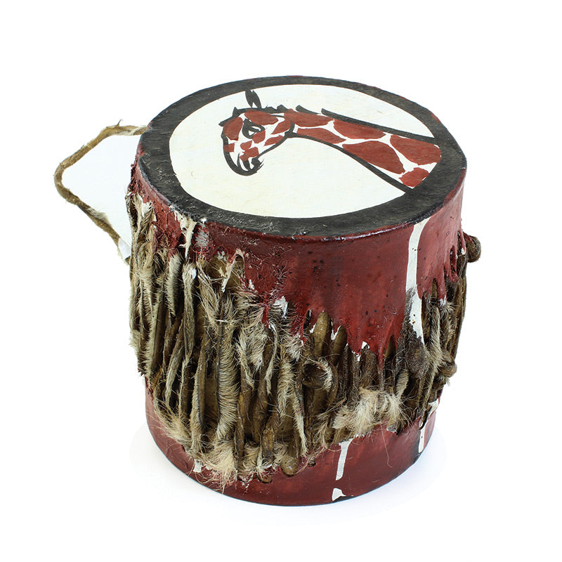 Kenyan Child Drum