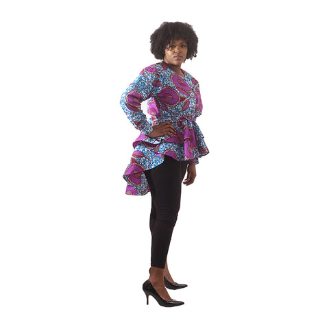 Mchumba High-Low Tunic